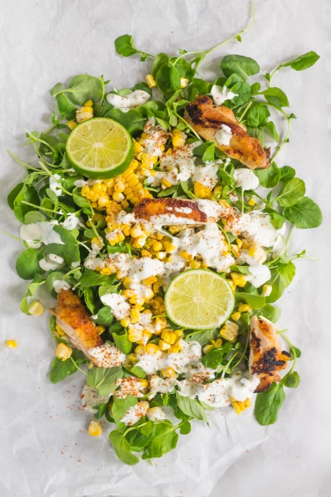 elote salad