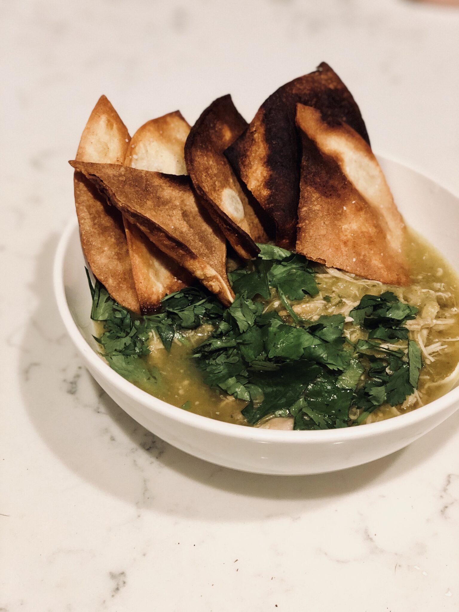 instant pot chile verde