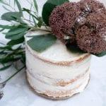 make a boxed cake mix into a layer cake