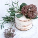 how to make a fancy flower cake aka naked cake