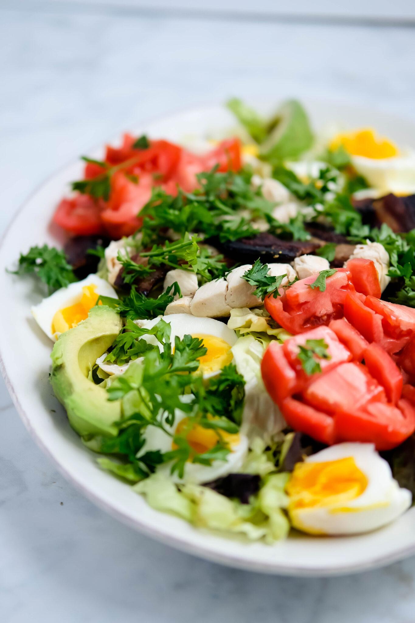 whole30 cobb salad