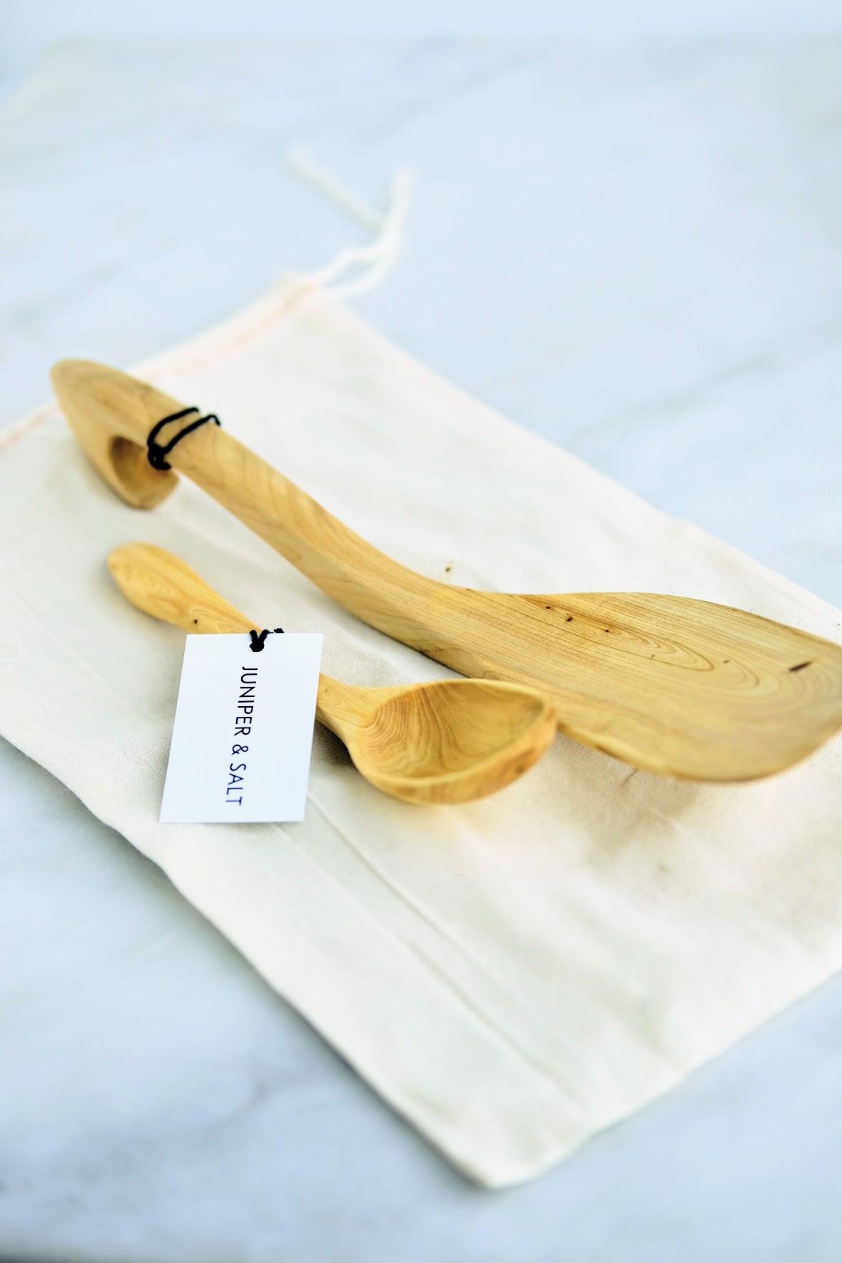 juniper & salt wooden spoon product reviews