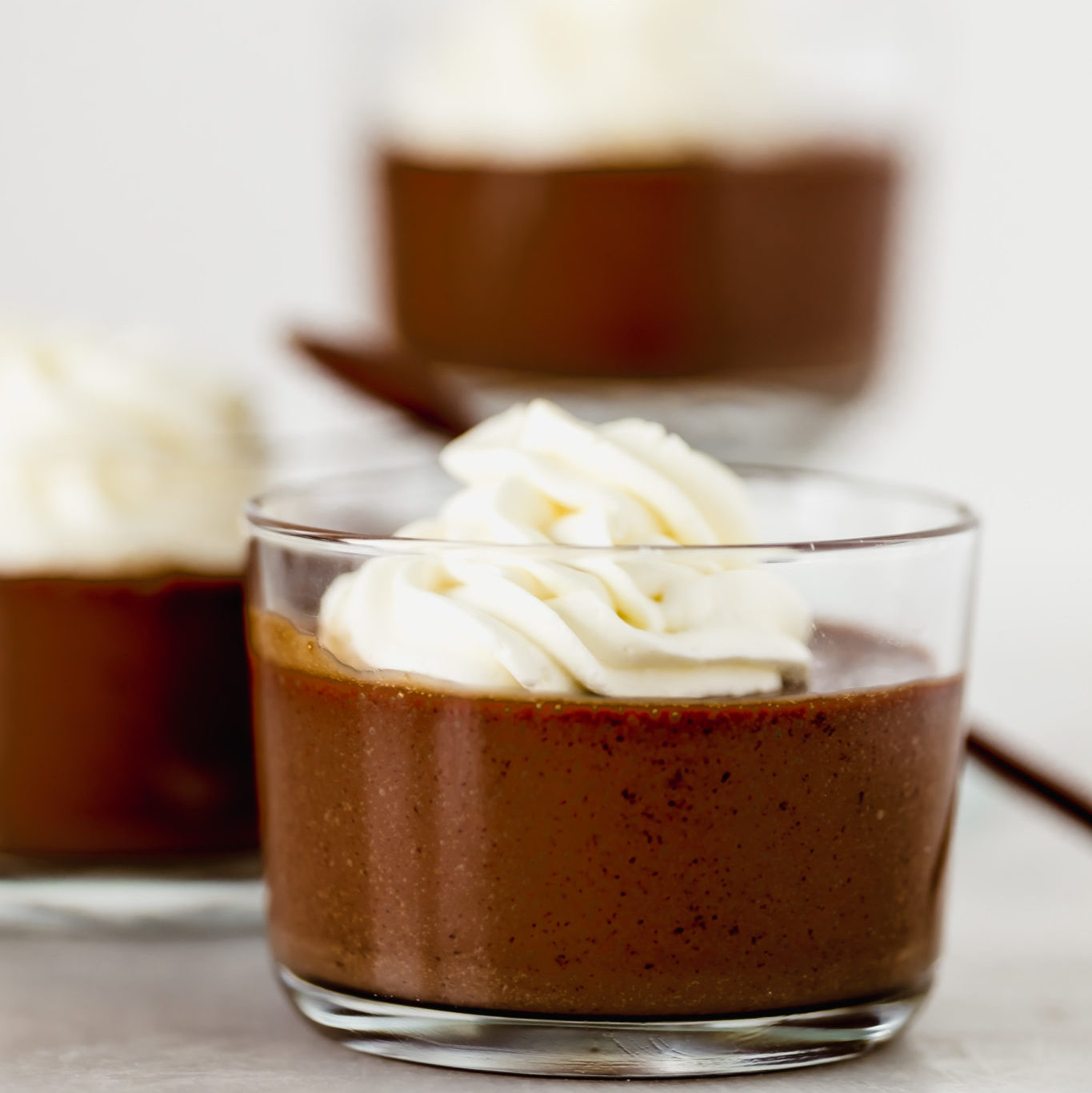 mexican hot chocolate pudding