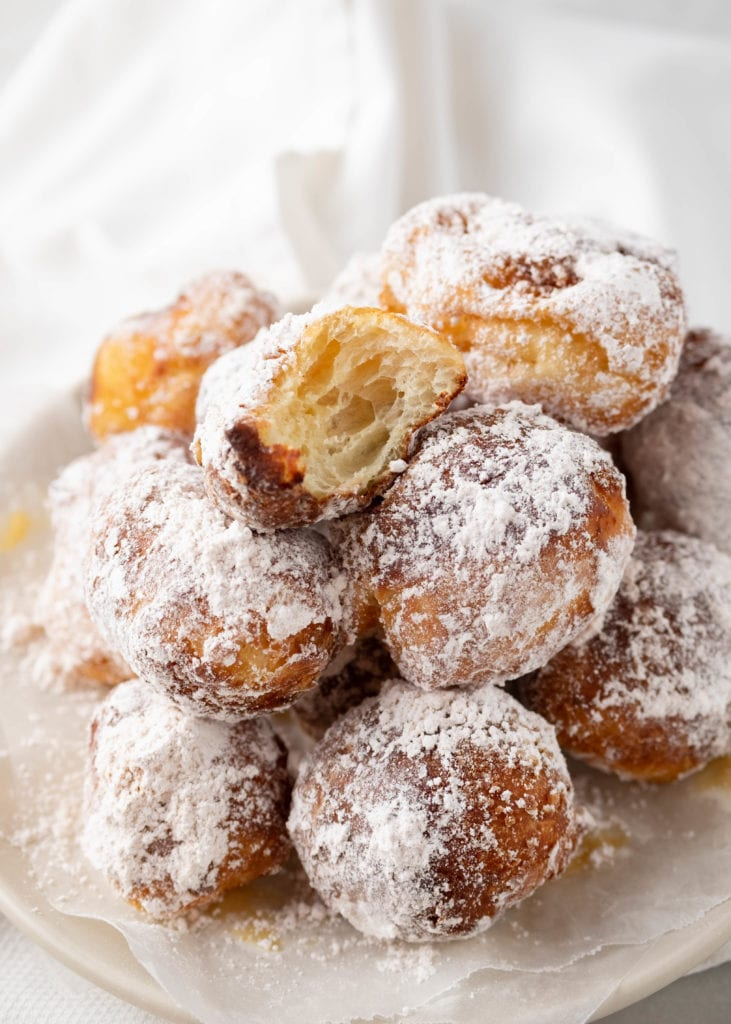 Brioche Donut Holes
